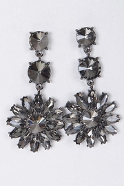 Yipsy Rhinestone Earrings - Product Mini Image