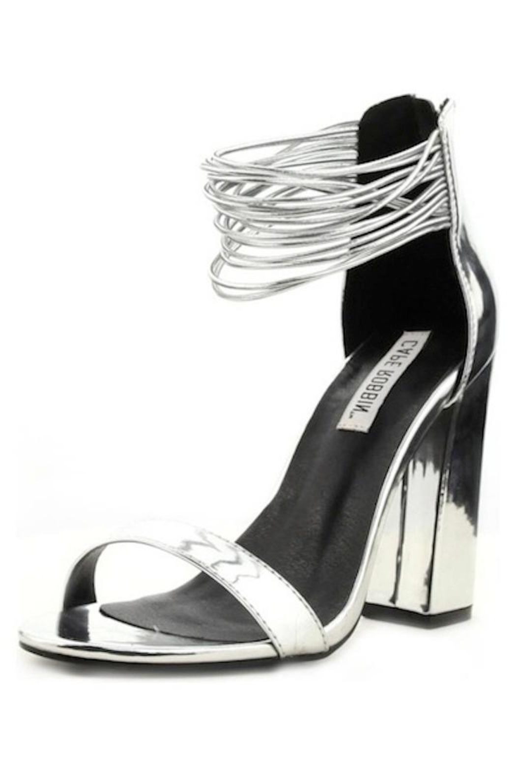 top-rated newest enjoy bottom price find lowest price Yipsy Silver Metallic Heels from Louisiana by Yipsy Boutique ...