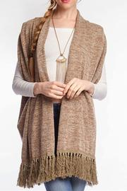 Yipsy Sleeveless Cardigan - Product Mini Image