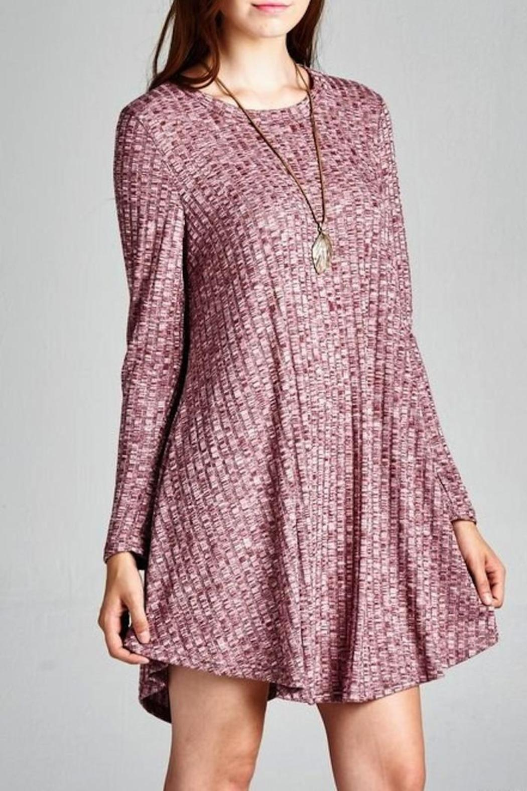 Yipsy Sweater Swing Dress From Louisiana By Yipsy Boutique
