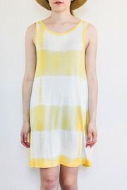 Yipsy Tie Dye Dress - Front cropped