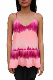 Yipsy Tie Dye Top - Product Mini Image