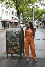 YIREH Casey Jumpsuit - Product Mini Image