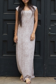 YIREH Ibiza Moonstone Maxi - Front full body