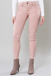 YMI Blush Hyperstretch Jeggings - Front cropped