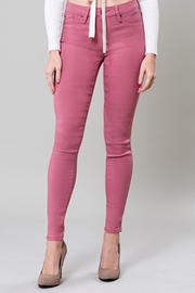 YMI Rose Hyperstretch Jeggings - Product Mini Image