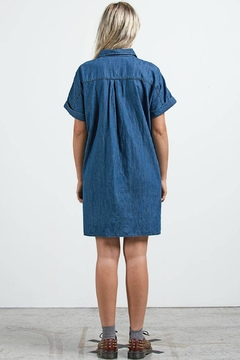 Volcom Yo Shortie Dress - Alternate List Image