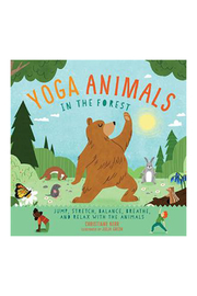 Usborne Yoga Animals In The Forest - Product Mini Image