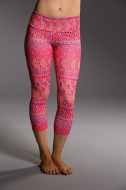 Onzie Yoga Capri Pant - Product Mini Image