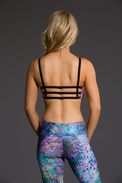 Onzie Yoga Graphic Bra - Alternate List Image
