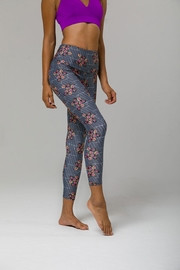 Onzie Yoga High Capris - Side cropped