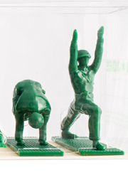 Yoga Joes  Series 1 - Side cropped