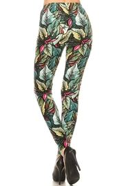 HGG Yoga Legging Palms - Side cropped