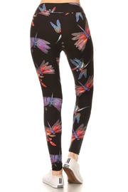 HGG Yoga Leggings Dragonfly - Side cropped