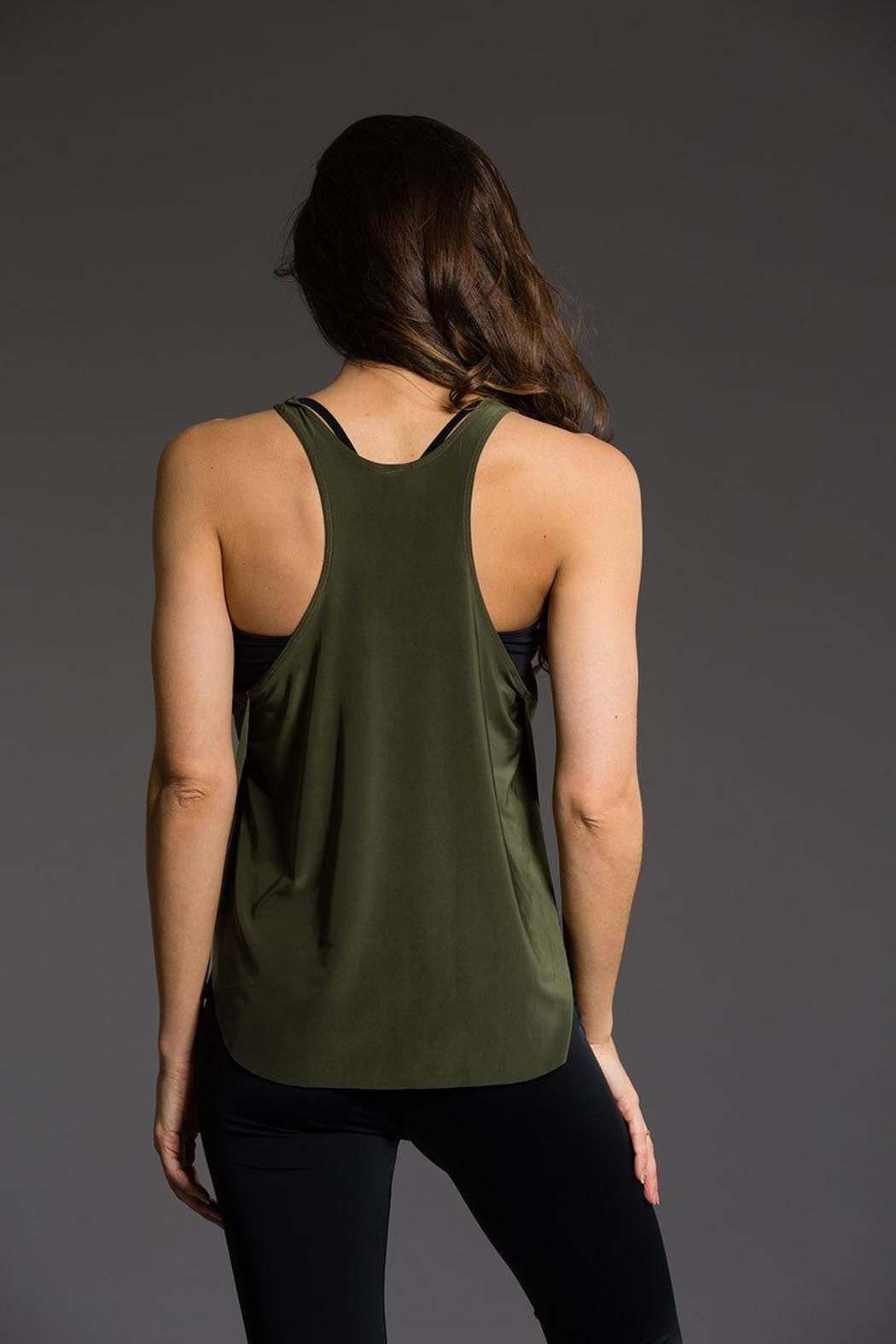 Onzie Yoga Molly Tank - Front Full Image