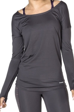 Shoptiques Product: Yoga Peek/breeze Top