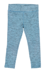 Mimi & Maggie Yoga Salt and Pepper Leggings - Product Mini Image
