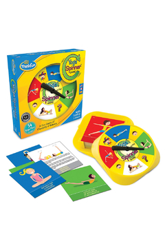 ThinkFun Yoga Spinner Game - Product List Image