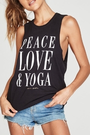 SPIRITUAL GANGSTER Yoga Tank - Front cropped
