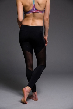 Onzie Yoga Track Legging - Alternate List Image