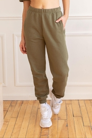 Yoga Jeans Cotton Jogger - Front full body