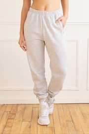 Yoga Jeans Cotton Jogger - Front cropped