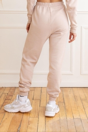 Yoga Jeans Cotton Jogger - Back cropped