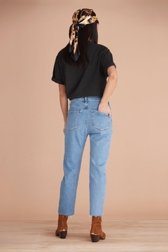 Yoga Jeans High-Rise Straight Cropped - Alternate List Image
