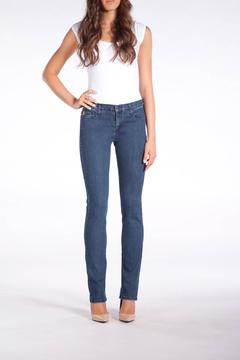 Yoga Jeans Straight Blue Jeans - Product List Image