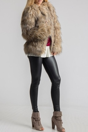 Yoki Faux Fur Jacket - Product Mini Image