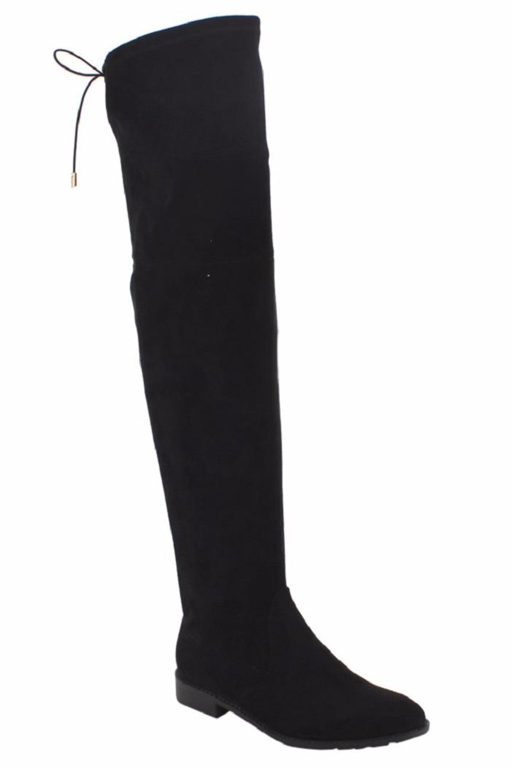 Yoki Over The Knee Boot - Front Full Image
