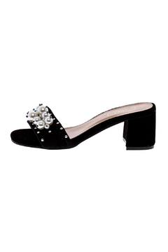 Shoptiques Product: Black Slide Heel