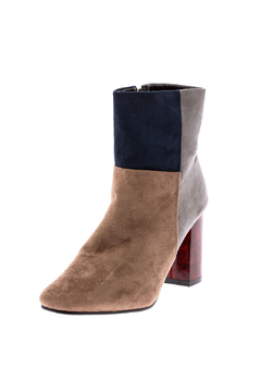 Shoptiques Product: Shirleen Color Blocked Bootie