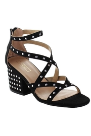 Yoki Studded Block Heel - Product Mini Image