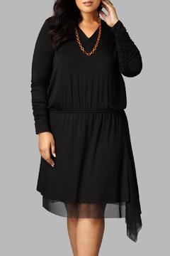 Yona New York Black Maddy Dress - Product List Image