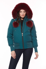 Moose Knuckles  Yorkdale Bomber - Front full body