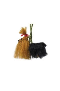 Arcadia Home Yorkie - Hand Knit Alpaca Wool Ornament - Alternate List Image