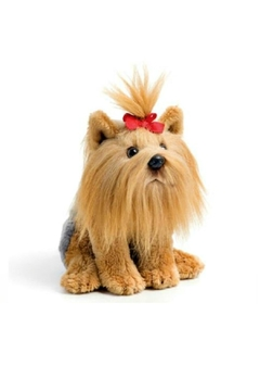 DEMDACO Yorkshire-Terrier Plush Toy - Alternate List Image