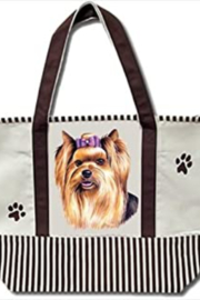Patricia's Presents Yorkshire Terrier Tote - Product Mini Image