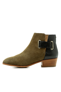 Shoptiques Product: Green Black Booties