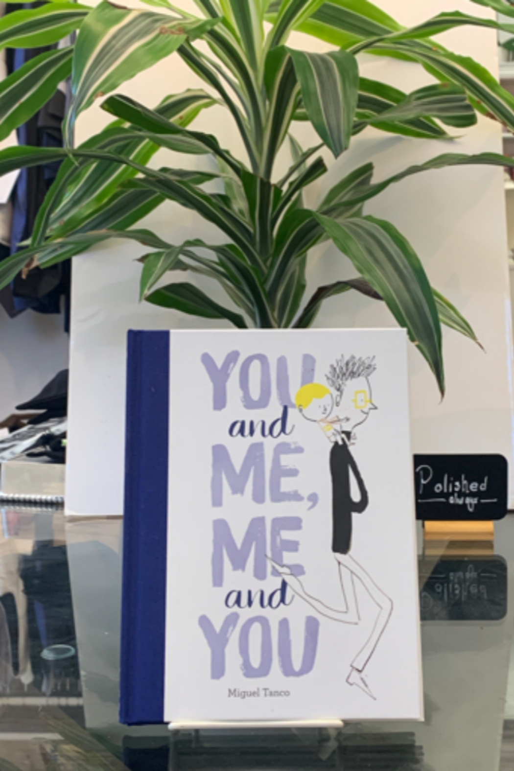 Miguel Tanco  You and Me, Me and You - Main Image