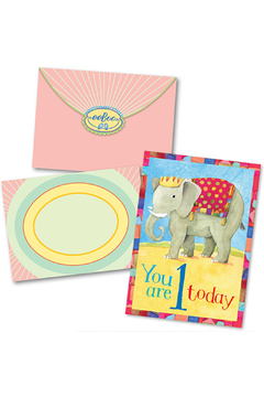 Eeboo You Are 1 Today! Birthday Card - Alternate List Image