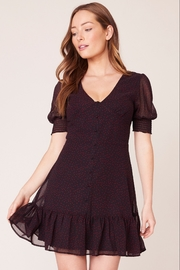 BB Dakota You Give me Fever Dress - Product Mini Image