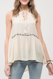 Blu Pepper You & Me Top - Front cropped