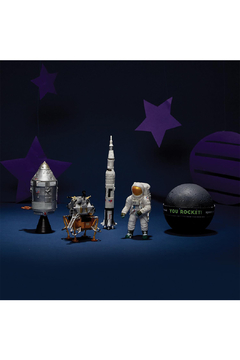 Cupcake and Cartwheels You Rocket! Surprise Space Puzzle - Product List Image
