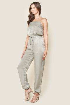 Sugarlips Young And Reckless Square Neck Jumpsuit - Product List Image