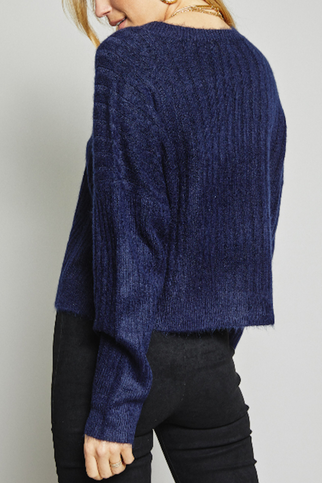 SAGE THE LABEL Young Stars Sweater - Front Full Image