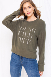 Gilli  Young, Wild & Free Top - Product Mini Image
