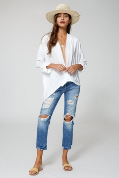 Young Fabulous & Broke Corinne Loose Blouse - Alternate List Image