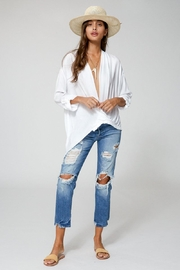 Young Fabulous & Broke Corinne Loose Blouse - Product Mini Image